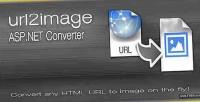 Asp.net url2image module