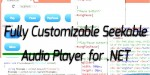 Seeakable streamable .net audio html5 for player