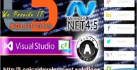 .net 4.5 c oauth project with providers 6