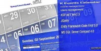 Events k calendar 3 mvc asp.net