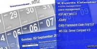 Events k calendar 3 mvc asp.net