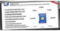 Zserver multi user chat communication data server