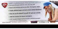 C asp.net xml system management content