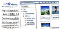 Nh finder file manager apps web for