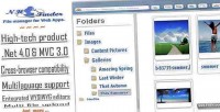 Nh finder file manager apps web for