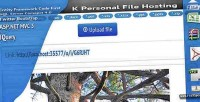 Personal k file hosting