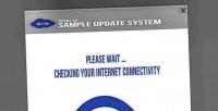Ui modern updater