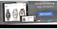 Social affiliate shopping script