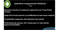 .net andronote