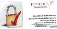 Validation fevor library