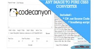 Image any converter css3 to