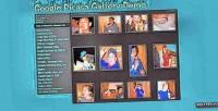 Picasa google gallery api