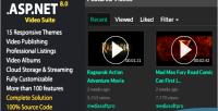 Video asp.net suite