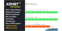 Vuploader asp.net