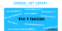 .net general library