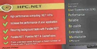 Hpc.net bundle background work package cache and