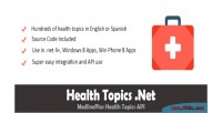 Health topics .net bilingual api topic health