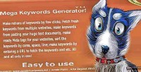 Keyword mega generator