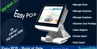 Pos easy sale of point