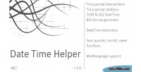 Time date helper