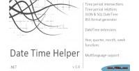 Time date helper