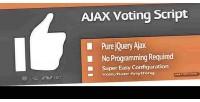 Content ajax voting script