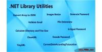 Utilities net library