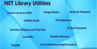 Utilities net library