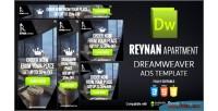 Banner html5 v2 template dreamweaver