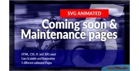 Coming animated pages maintenance soon