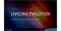 Livicons evolution for jquery the next generation of the truly i vector animated