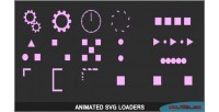 Svg animated loaders