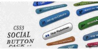 Button social pack