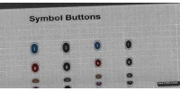 Buttons symbol