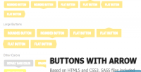 Css pure arrow with buttons