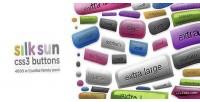 Silksun css3 buttons 4000 in 1 pack family jumbo