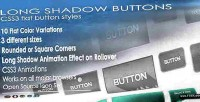 Shadow long buttons