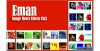 Awesome eman css3 effects hover image