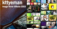 Css3 kttyeman effects hover image