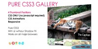 Css3 pure gallery