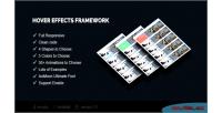 Effects hover framework