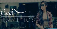 Hover css3 effects