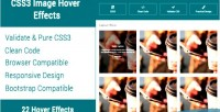 Image css3 hover effects