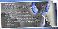 Image css3 lightbox