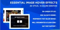 Image essential hover effects