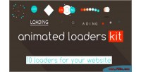 Loaders animated kit