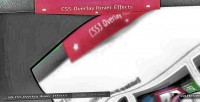 Overlay css3 hover 1 vol effects