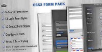 Form css3 pack