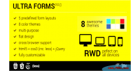 Html5 css3 sliding form layout templates pro forms ultra