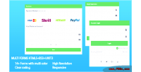 Html5 responsive forms uikit3 with & bs3